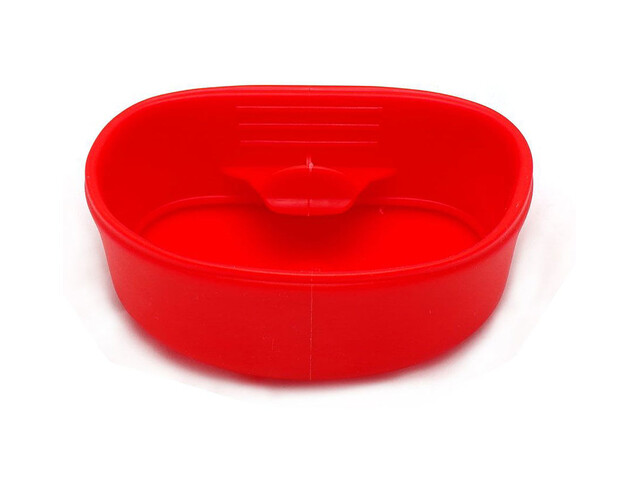 Wildo Fold-a-cup - Gourde - rouge